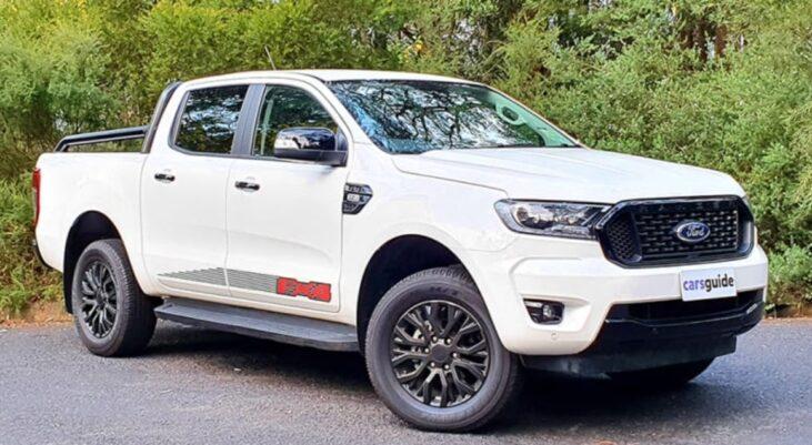 2022 Ford Ranger Design