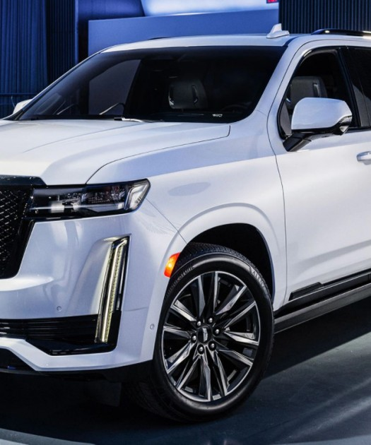 2022 Cadillac Escalade Platinum