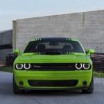 2022 Dodge Challenger Green Color