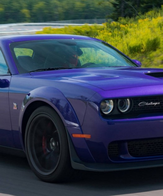 2022 Dodge Challenger Redesign
