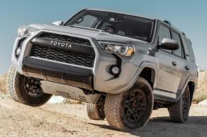 2022 Toyota 4Runner Exterior