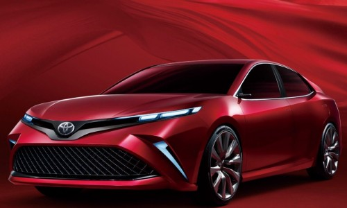 2022 Toyota Camry Concept