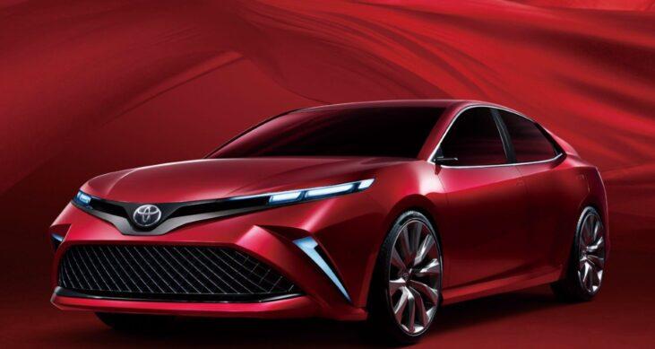 2022 Toyota Camry The Return Of Impressive Family Sedan Tamautorumors Com
