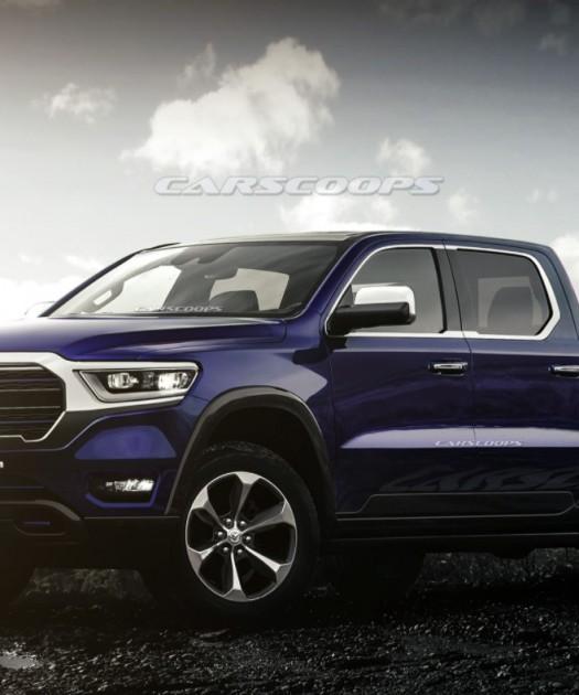 2022 Dodge Dakota