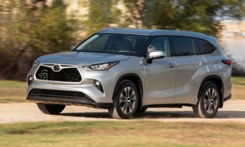 2022 Toyota Highlander Redesign
