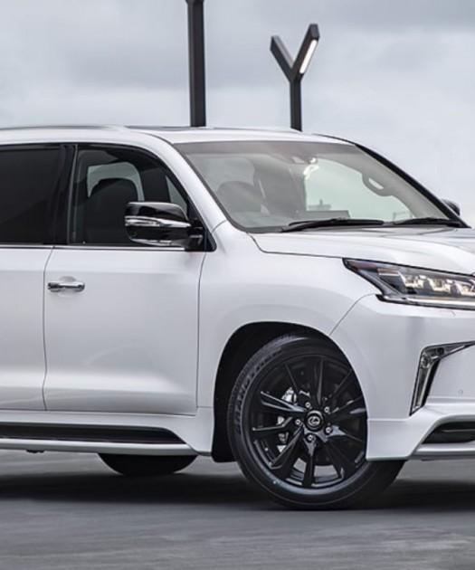 Lexus LX 2022 Redesign