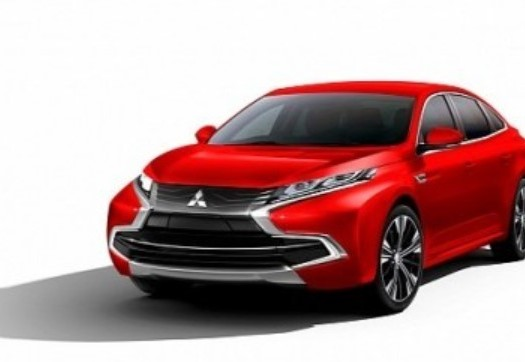Mitsubishi Lancer 2022 Redesign
