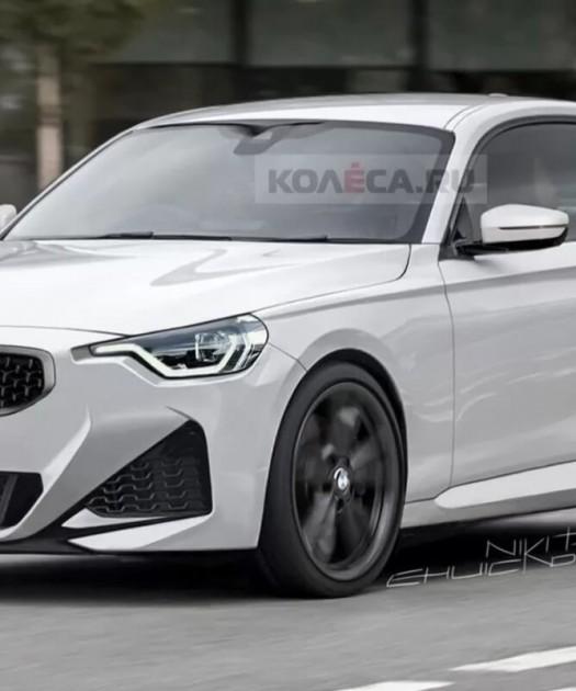 New BMW M2 2022