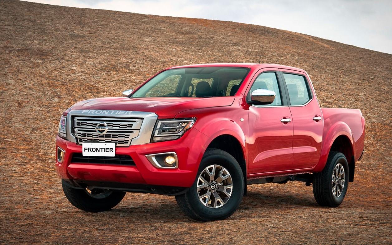 Nissan Frontier 2022 Price