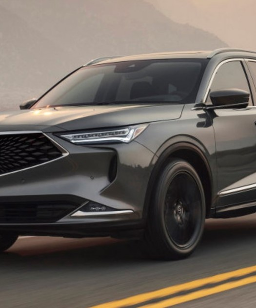 2022 Acura MDX Front View