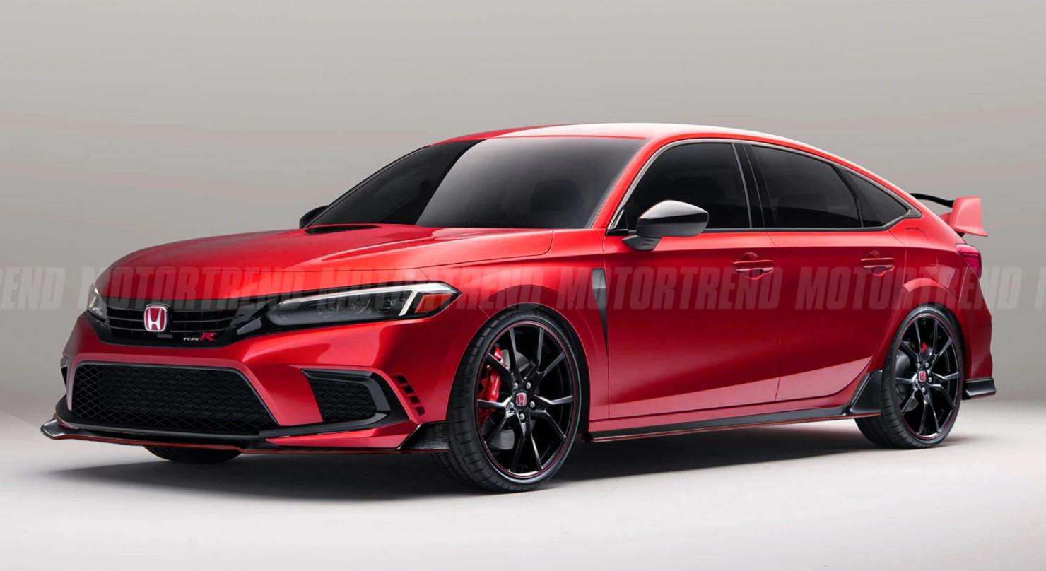 2022 Civic Type R AWD