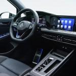 2022 VW Golf R Interior