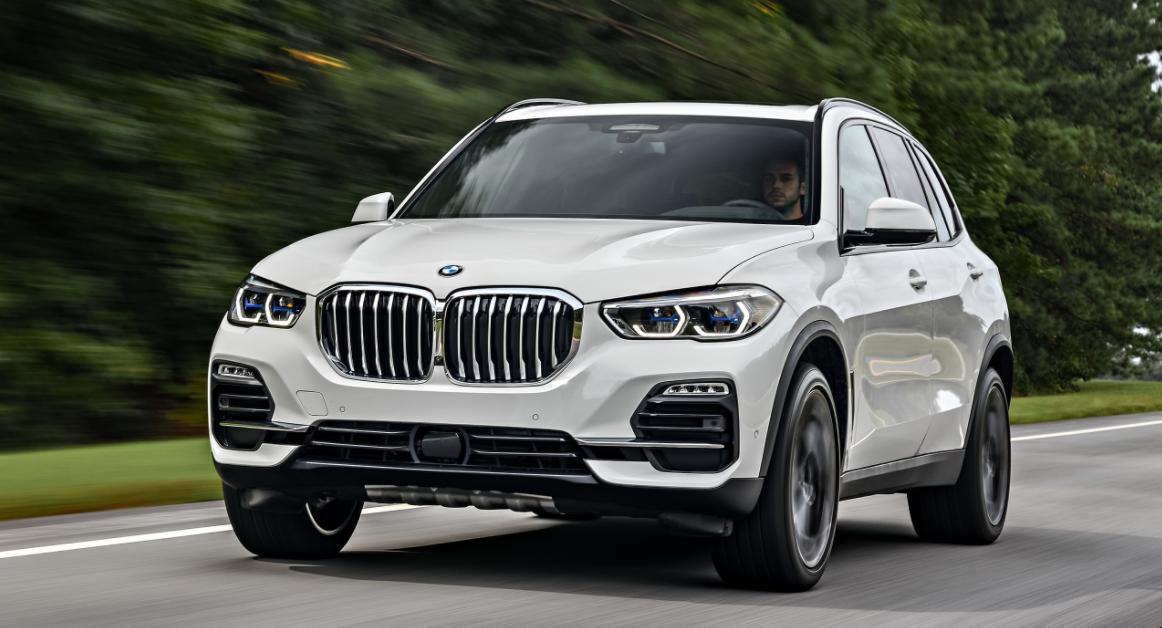 2022 BMW X5 Price