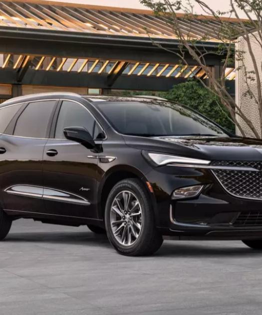 2022 Buick Enclave Changes