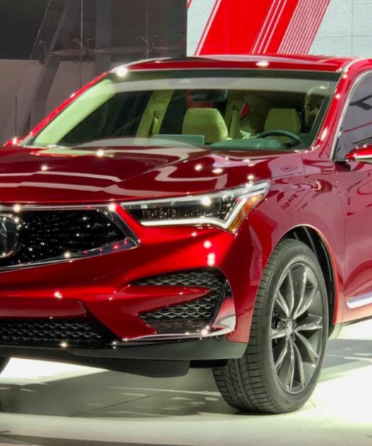 2022 Acura RDX Release Date
