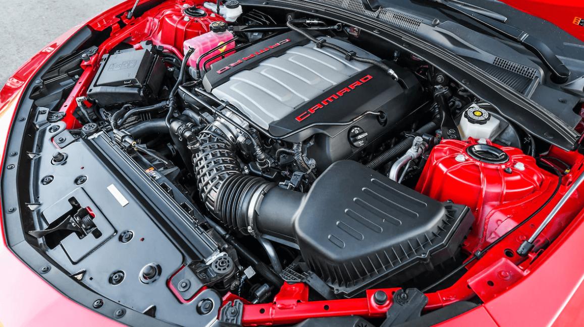 2023 Chevy Camaro Mid Engine