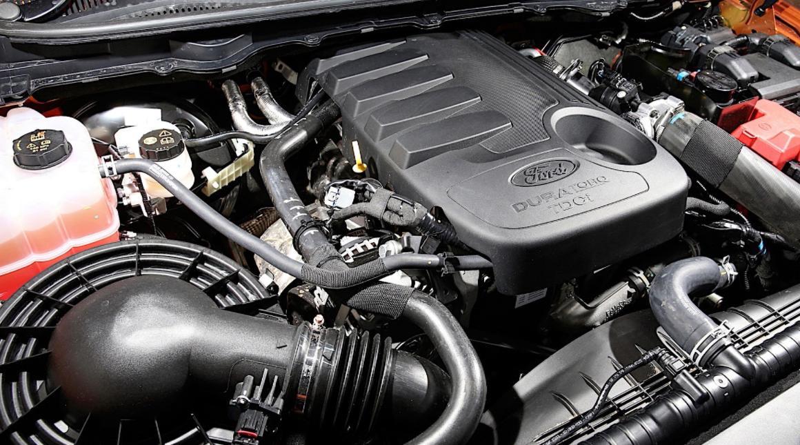 2023 Ford Ranger Engine