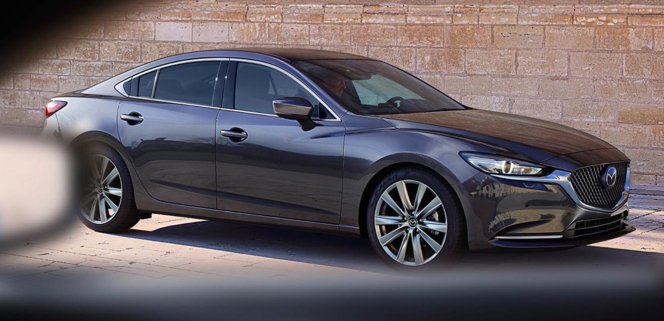 New 2023 Mazda 6