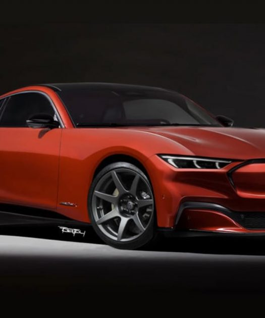 2022 Ford Mustang New Update