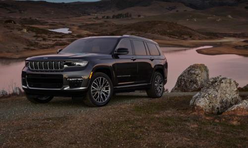 2022 Jeep Grand Cherokee Release Date