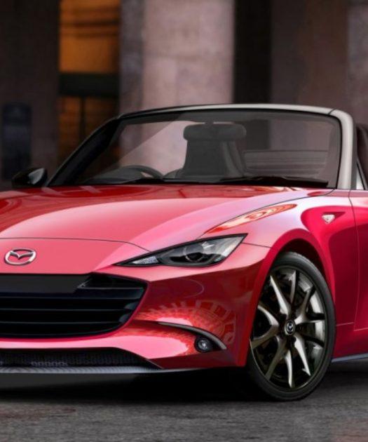 2022 Mazda MX-5 Miata Release Date