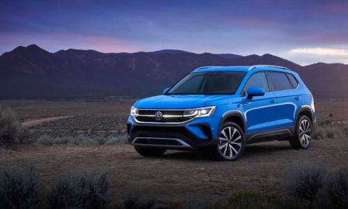 2022 Volkswagen Taos Price