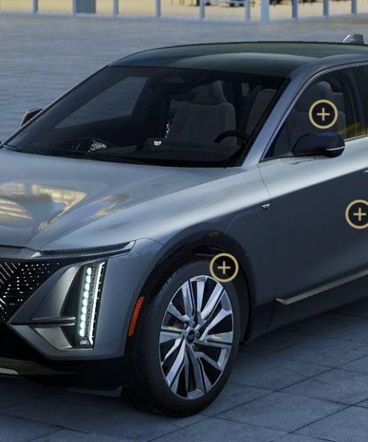 2023 Cadillac Lyriq Specs