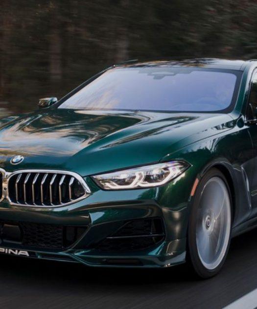 2022 BMW 8-Series Gran Coupe