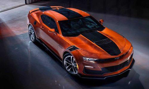 2022 Chevrolet Camaro Release Date