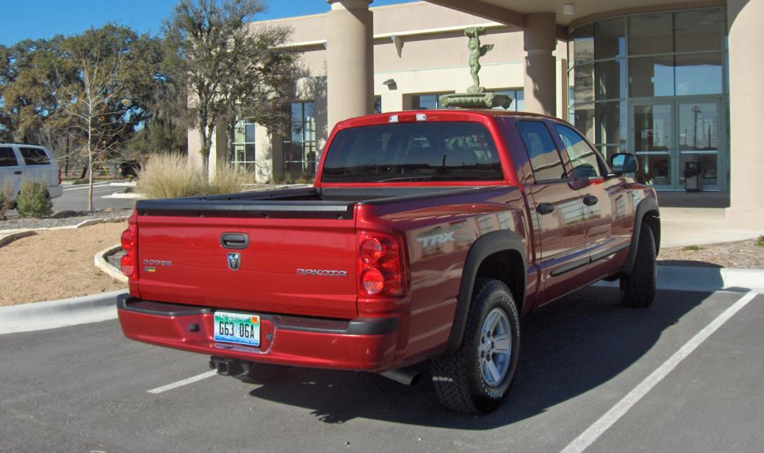 2022 Dodge Dakota Pickup