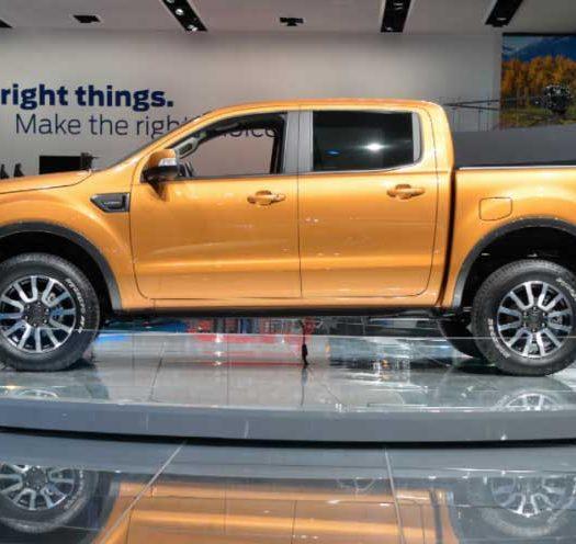 2022 Ford Ranger Release Date
