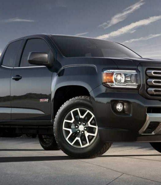 2022 GMC Canyon Release Date