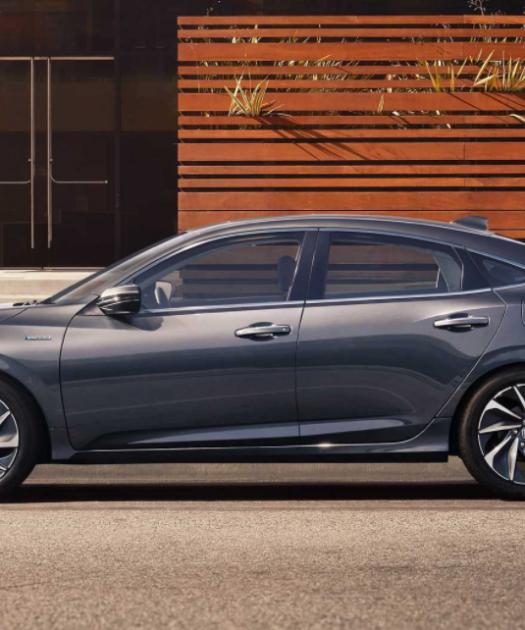 2022 Honda Insight