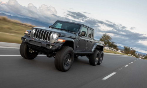 2022 Jeep Gladiator Changes