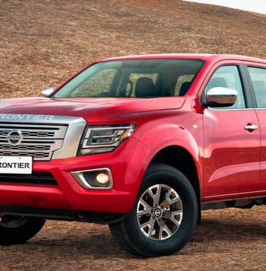 2022 Nissan Frontier Colors