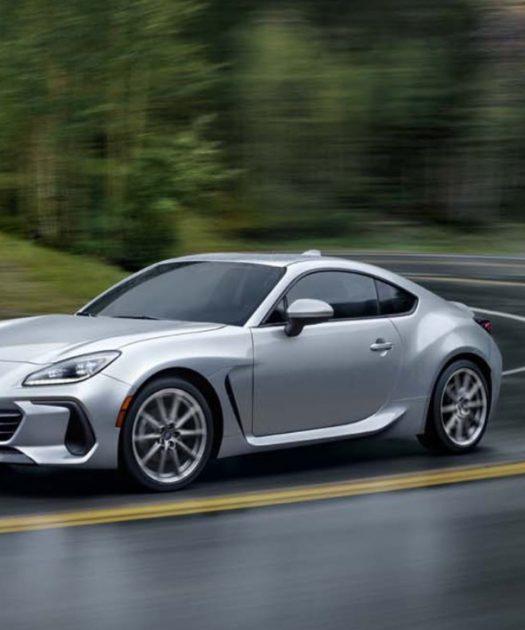 2022 Subaru BRZ Release Date
