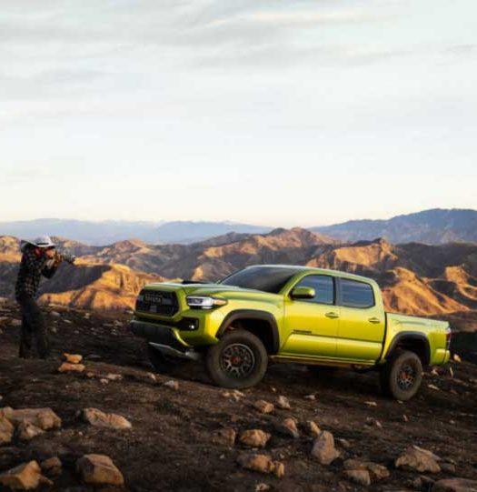 2022 Toyota Tacoma Price