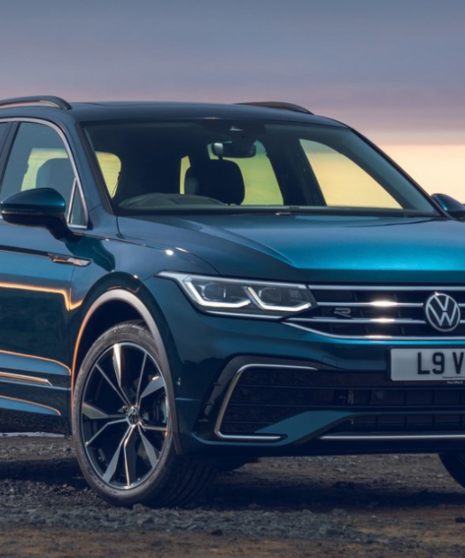 2022 Volkswagen Tiguan Colors