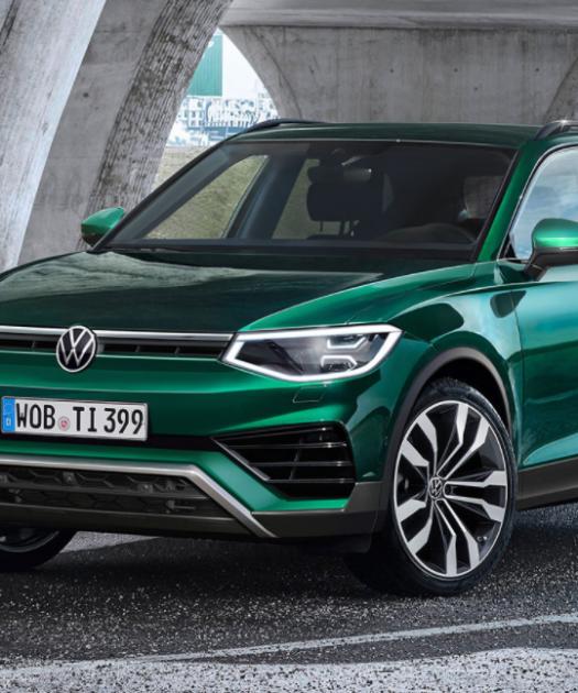 2022 Volkswagen Tiguan Release Date
