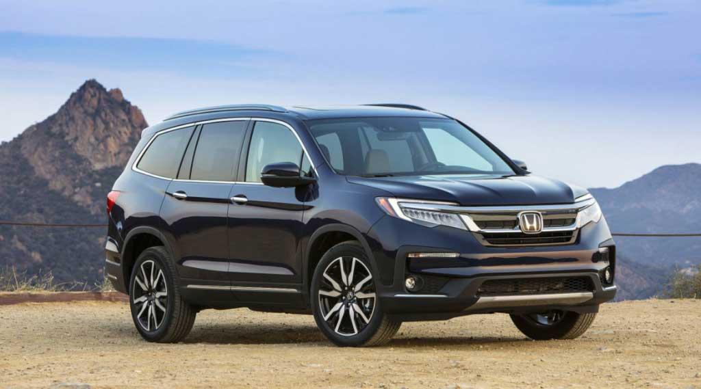 2022 Honda Pilot Release Date