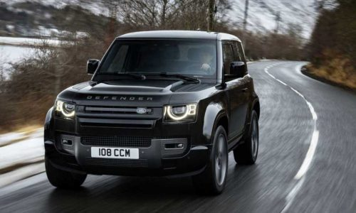 2022 Land Rover Defender Price