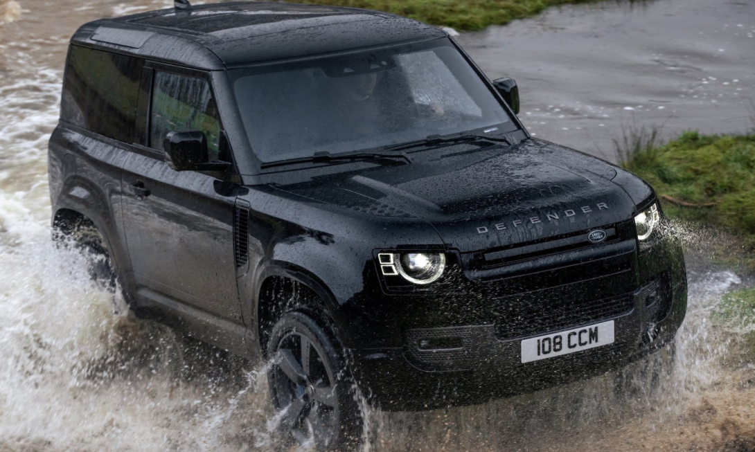 2022 Land Rover Defender Review