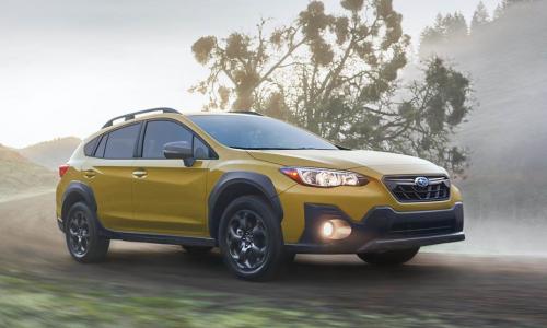 2022 Subaru Crosstrek Hybrid Colors