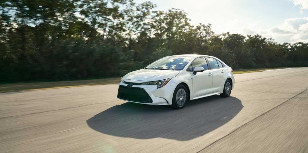 2022 Toyota Corolla Hybrid 0-60
