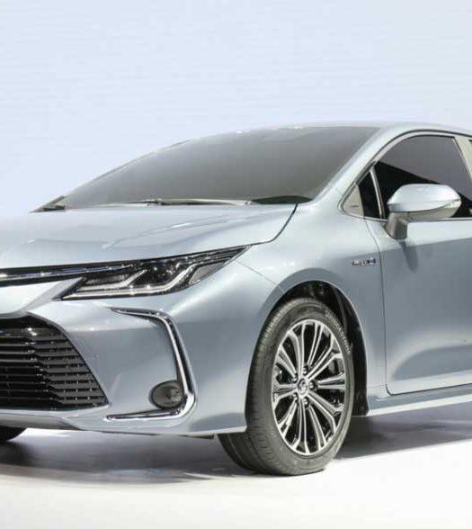 2022 Toyota Corolla Hybrid Price