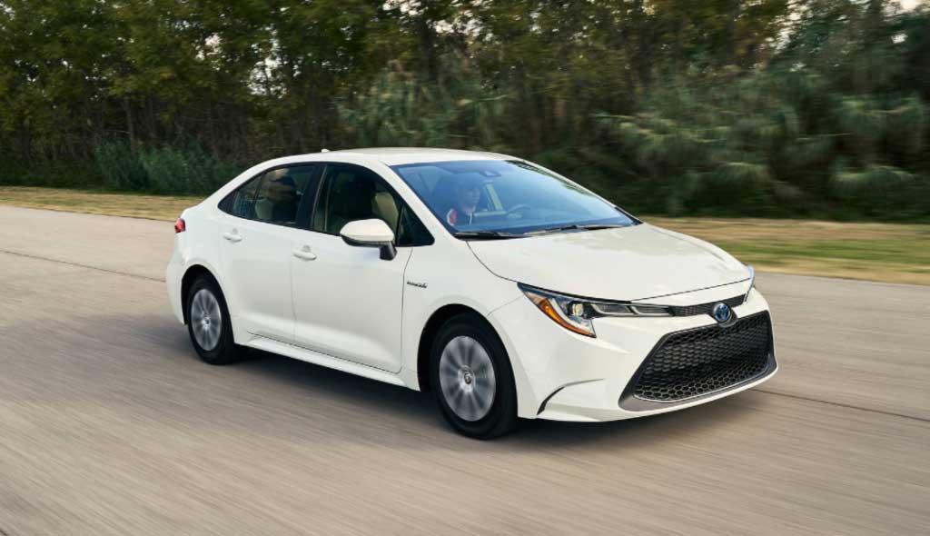 2022 Toyota Corolla Hybrid Release Date