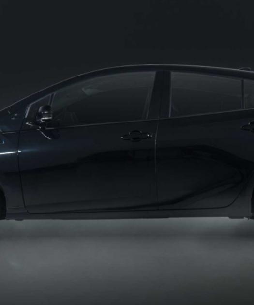 2022 Toyota Prius Nightshade