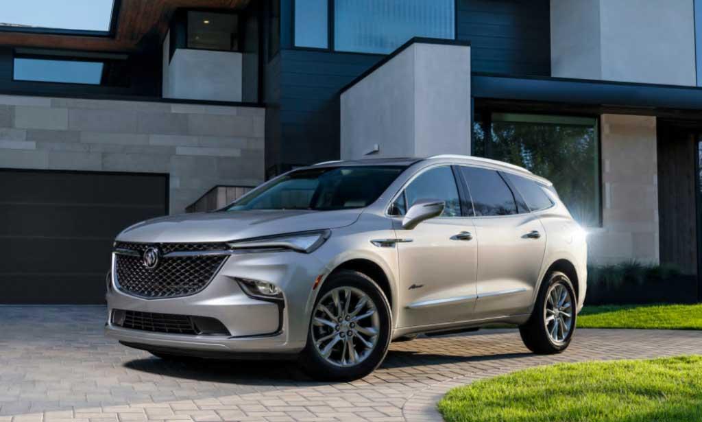 2022 Buick Enclave Avenir