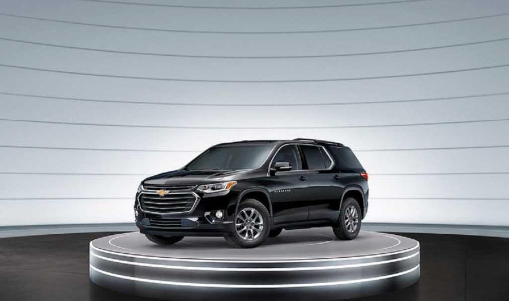 2022 Chevrolet Traverse Premier