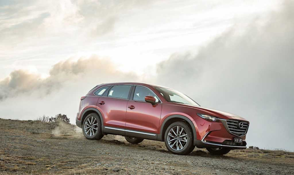 2022 Mazda CX9 Changes